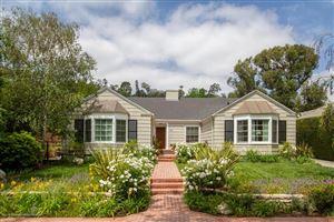 Photo of 361 ROSITA Lane, Pasadena, CA 91105 (MLS # 818002361)