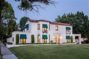 Photo of 700 South ORANGE GROVE Boulevard, Pasadena, CA 91105 (MLS # 819003361)
