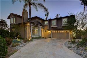 Photo of 3503 GIDDINGS RANCH Road, Altadena, CA 91001 (MLS # 818004363)