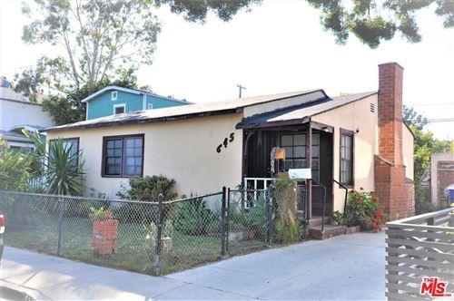 Photo of 645 NAVY Street, Santa Monica, CA 90405 (MLS # 19526364)