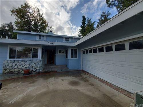 Photo of 23230 LADRILLO Street, Woodland Hills, CA 91367 (MLS # SR19272365)