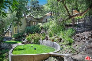 Photo of 913 FERNWOOD PACIFIC Drive, Topanga, CA 90290 (MLS # 18321366)