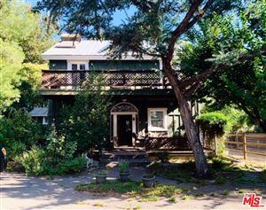 Photo of 1248 OLD TOPANGA CANYON Road, Topanga, CA 90290 (MLS # 19485366)