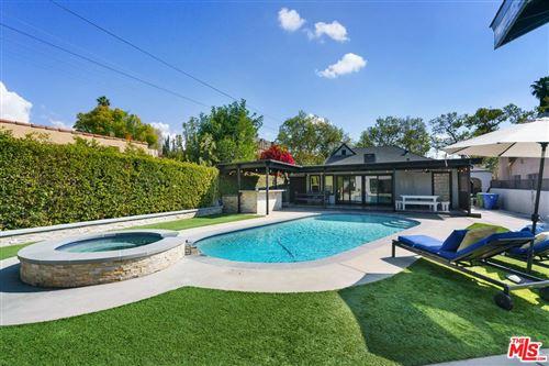Photo of 753 North LAS PALMAS Avenue, Los Angeles , CA 90038 (MLS # 20566366)