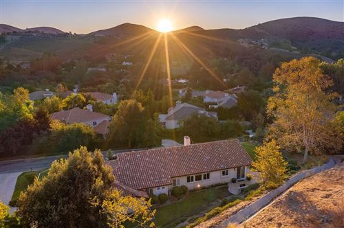 Photo of 3910 CRESTHAVEN Drive, Westlake Village, CA 91362 (MLS # 219013367)