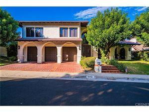 Photo of 6042 WOODLAND VIEW Drive, Woodland Hills, CA 91367 (MLS # SR18241367)