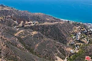 Photo of 20715 LAS FLORES MESA Drive, Malibu, CA 90265 (MLS # 18323368)
