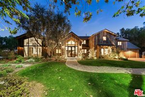 Photo of 5207 SADDLE CREEK Road, Hidden Hills, CA 91302 (MLS # 18400368)