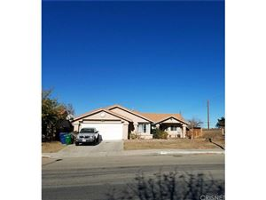 Photo of 3865 East AVENUE Q12, Palmdale, CA 93550 (MLS # SR17275368)