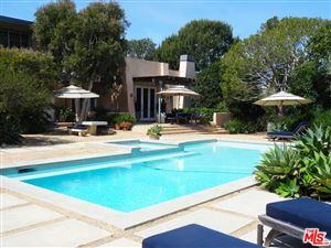 Photo of 6851 FERNHILL Drive, Malibu, CA 90265 (MLS # 19459370)