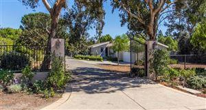 Photo of 7940 GRIMES CANYON Road, Moorpark, CA 93021 (MLS # 219011370)