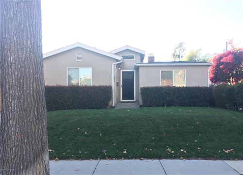 Photo of 321 North LIMA Street, Burbank, CA 91505 (MLS # 819005370)