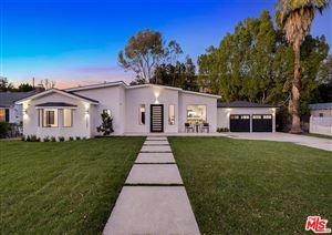 Photo of 11945 HARTSOOK Street, Valley Village, CA 91607 (MLS # 19428372)