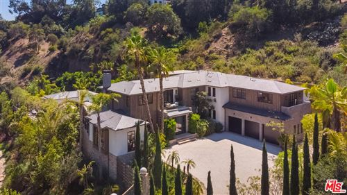 Photo of 1105 RIVAS CANYON Road, Pacific Palisades, CA 90272 (MLS # 19517372)