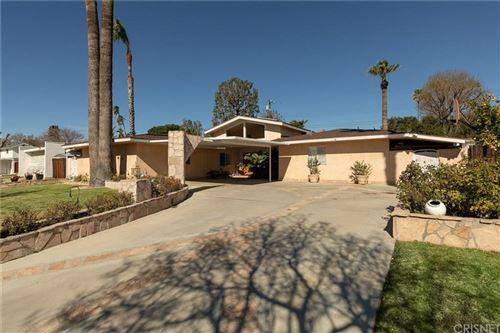 Photo of 18409 LOS ALIMOS Street, Northridge, CA 91326 (MLS # SR20030372)