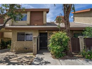 Photo of 8435 COLUMBUS Avenue #4, North Hills, CA 91343 (MLS # SR19087373)