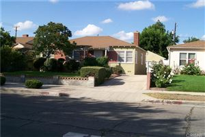 Photo of 1021 North CALIFORNIA Street, Burbank, CA 91505 (MLS # SR19235373)