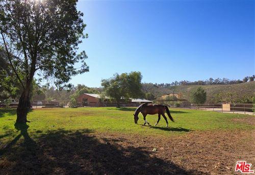 Photo of 7202 BALCOM CANYON Road, Somis, CA 93066 (MLS # 18312374)