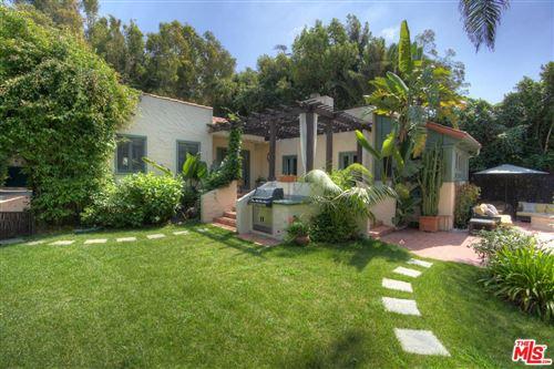 Photo of 1023 North ORLANDO Avenue, Los Angeles , CA 90069 (MLS # 19509376)