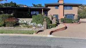 Photo of 2263 SAN GORGONIO Road, La Canada Flintridge, CA 91011 (MLS # 817002376)
