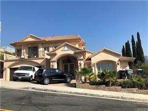 Photo of 758 RIDGE Drive, Glendale, CA 91206 (MLS # SR19264376)