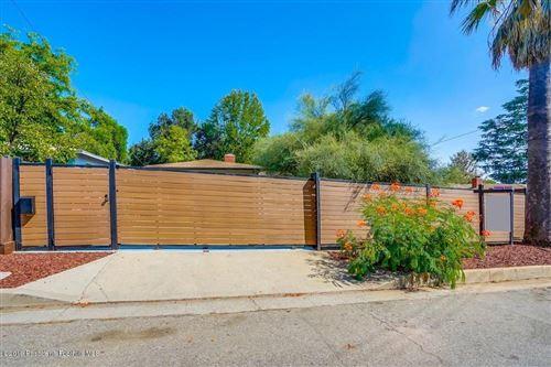 Photo of 3094 EWING Avenue, Altadena, CA 91001 (MLS # 819004377)