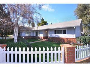 Photo of 4931 SWINTON Avenue, Encino, CA 91436 (MLS # SR18038377)