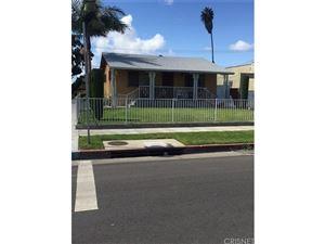 Photo of 3825 CIMARRON Street, Los Angeles , CA 90062 (MLS # SR18063377)