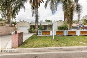 Photo of 22129 WYANDOTTE Street, Canoga Park, CA 91303 (MLS # SR18105378)
