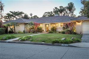 Photo of 775 SAN RAFAEL Terrace, Pasadena, CA 91105 (MLS # 818002379)