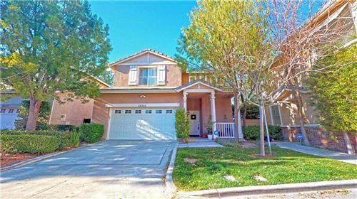 Photo of 28355 MAYFAIR Drive, Valencia, CA 91354 (MLS # SR20030379)