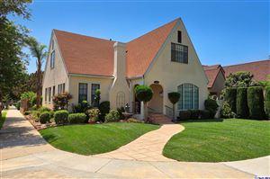 Photo of 1209 COTTAGE GROVE Avenue, Glendale, CA 91205 (MLS # 319002380)