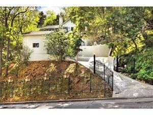 Photo of 7324 WOODROW WILSON Drive, Hollywood Hills, CA 90046 (MLS # SR18051380)