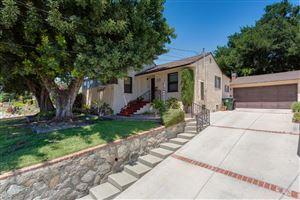 Photo of 2919 SANTA CARLOTTA Street, La Crescenta, CA 91214 (MLS # 818002381)