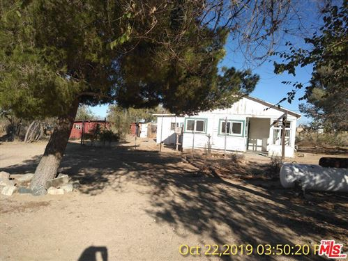 Photo of 13215 East AVENUE W4, Pearblossom, CA 93553 (MLS # 19478382)