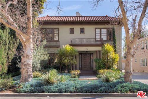Photo of 734 South SYCAMORE Avenue, Los Angeles , CA 90036 (MLS # 20554382)
