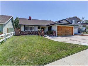 Photo of 21026 HACKNEY Street, Canoga Park, CA 91304 (MLS # SR18112383)
