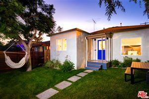Photo of 1157 GRANT Avenue, Venice, CA 90291 (MLS # 18396384)