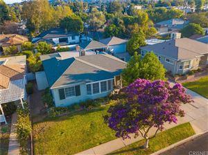 Photo of 16834 WEDDINGTON Street, Encino, CA 91436 (MLS # SR18194384)