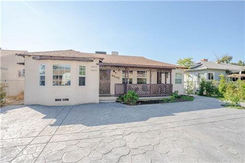 Photo of 9863 RINCON Avenue, Pacoima, CA 91331 (MLS # SR20013384)