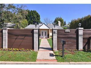 Photo of 15129 HARTSOOK Street, Sherman Oaks, CA 91403 (MLS # SR18084385)