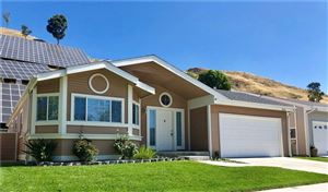 Photo of 19983 NORTHCLIFF Drive, Canyon Country, CA 91351 (MLS # SR19170385)