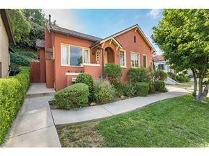Photo of 1941 MERIDIAN Avenue, South Pasadena, CA 91030 (MLS # SR18099386)