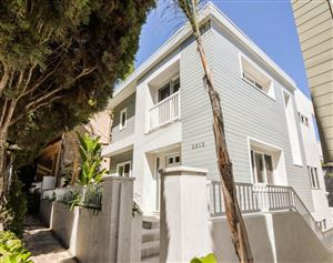 Photo of 2310 North GOWER Street #A, Hollywood, CA 90068 (MLS # 318001387)