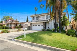 Photo of 6528 North GOLDEN WEST Avenue, Arcadia, CA 91007 (MLS # 819003387)