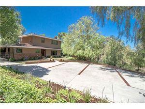 Photo of 22836 MACFARLANE Drive, Woodland Hills, CA 91364 (MLS # SR18117387)
