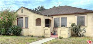 Photo of 4217 LE BOURGET Avenue, Culver City, CA 90232 (MLS # 18364388)