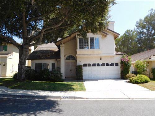 Photo of 538 TIMBERWOOD Avenue, Thousand Oaks, CA 91360 (MLS # 219012389)