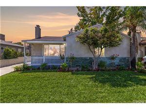 Photo of 12614 TIARA Street, Valley Village, CA 91607 (MLS # SR18222389)