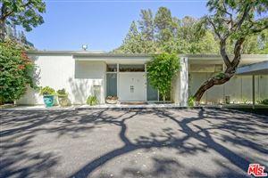 Photo of 1504 STONE CANYON Road, Los Angeles , CA 90077 (MLS # 18352390)